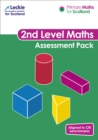 Primary Maths for Scotland Second Level Assessment Pack : For Curriculum for Excellence Primary Maths - Book