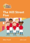 Level 4 - The Hill Street Five - Book
