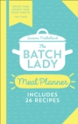 The Batch Lady Meal Planner - Book