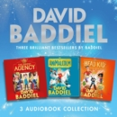 Brilliant Bestsellers by Baddiel (3-book Audio Collection): The Parent Agency, AniMalcolm, Head Kid - eAudiobook