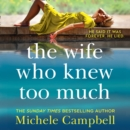 The Wife Who Knew Too Much - eAudiobook