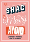 Shag, Marry, Avoid - Book