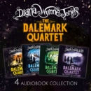 The Dalemark Quartet Audio Collection : Cart and Cwidder, Drowned Ammet, the Spellcoats, the Crown of Dalemark - eAudiobook