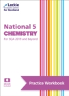 National 5 Chemistry : Practise and Learn Sqa Exam Topics - Book