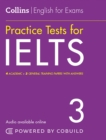 IELTS Practice Tests Volume 3 : With Answers and Audio - Book