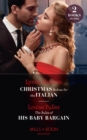 Christmas Babies For The Italian / The Rules Of His Baby Bargain: Christmas Babies for the Italian (Innocent Christmas Brides) / The Rules of His Baby Bargain (Innocent Christmas Brides) (Mills & Boon - eBook