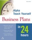 Teach Yourself Business Plans in 24 Hours - Book