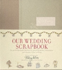 Our Wedding Scrapbook - Book