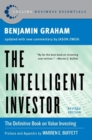 Intelligent Investor : The Classic Text on Value Investing - Book