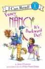 Fancy Nancy: It's Backward Day! - Book