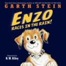 Enzo Races in the Rain! - Book