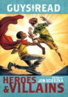 Guys Read: Heroes & Villains - eBook