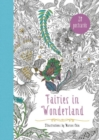 Fairies in Wonderland 20 Postcards : An Interactive Coloring Adventure for All Ages - Book