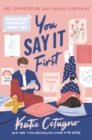 You Say It First - eBook