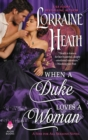 When a Duke Loves a Woman : A Sins for All Seasons Novel - eBook