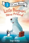 Little Penguin's New Friend - Book