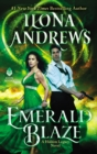 Emerald Blaze : A Hidden Legacy Novel - eBook