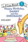 Happy Birthday, Danny and the Dinosaur! - Book