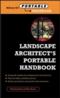 Landscape Architect's Portable Handbook - Book