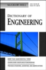 Dictionary of Engineering - Book