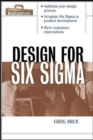 Design for Six Sigma - Book