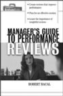 The Manager's Guide to Performance Reviews - Book
