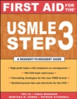 First Aid for the USMLE Step 3 - Book