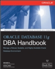 Oracle Database 11g DBA Handbook - Book