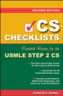 CS Checklists: Portable Review for the USMLE Step 2 CS, Second Edition - eBook