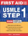 First Aid for the USMLE Step 1 2009 : 2009 - eBook