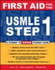 First Aid for the USMLE Step 1 : 2008 - eBook