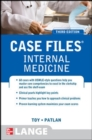 Case Files Internal Medicine, Third Edition - Book