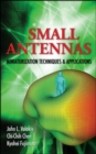 Small Antennas:Miniaturization Techniques & Applications - Book