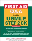 First Aid Q&A for the USMLE Step 2 CK, Second Edition - Book