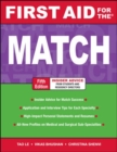 First Aid for the Match, Fifth Edition - eBook