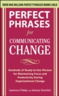 Perfect Phrases for Communicating Change - eBook
