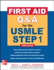 First Aid Q&A for the USMLE Step 1, Third Edition - Book