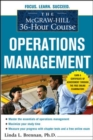 The McGraw-Hill 36-Hour Course: Operations Management - eBook