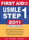 First Aid for the USMLE Step 1 2011 - eBook