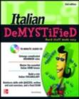 Italian DeMYSTiFieD, Second Edition - eBook