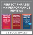 Perfect Phrases for Performance Reviews (EBOOK BUNDLE) - eBook