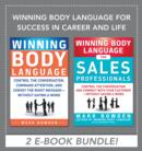 Winning Body Language for Success in Career and Life EBOOK BUNDLE - eBook
