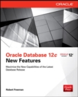 Oracle Database 12c New Features - Book