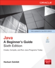 Java: A Beginner's Guide, Sixth Edition - eBook