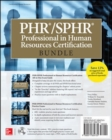 PHR/SPHR Professional in Human Resources Certification Bundle - Book