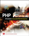 PHP: 20 Lessons to Successful Web Development - Book