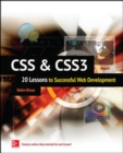 CSS & CSS3: 20 Lessons to Successful Web Development - Book