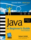 Java: A Beginner's Guide, Third Edition - Book