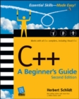 C++: A Beginner's Guide, Second Edition - Book