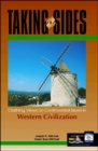 Taking Sides: Clashing Views on Controversial Issues in Western Civilization - Book